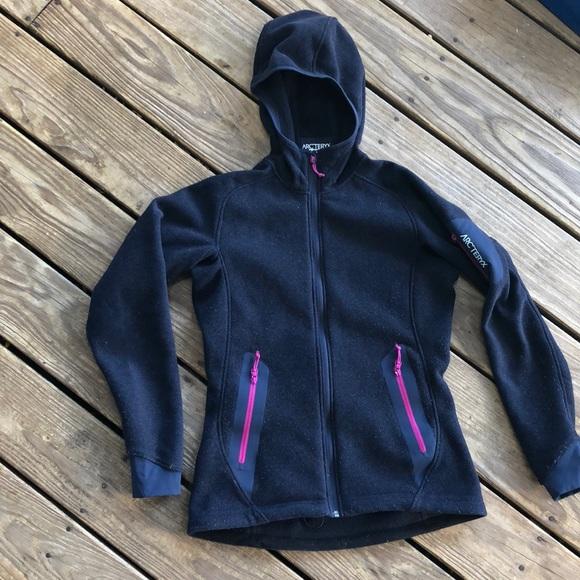 7b5f0c6037a Arc'teryx Jackets & Coats | Arcteryx Womens Covert Hoody Navypink S ...